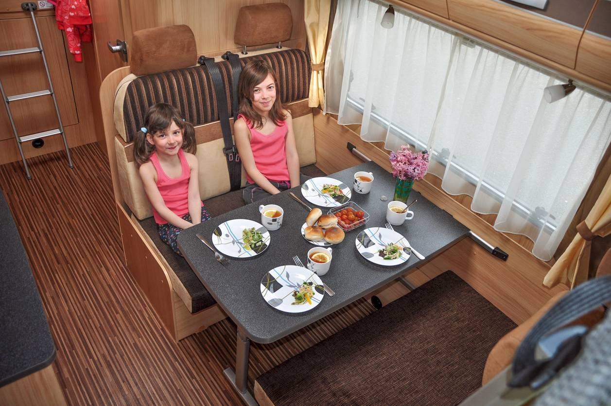Faire le tour du monde en Family Van