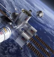 Premier hôtel dans l'espace : les réservations sont ouvertes