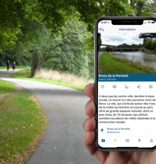 Finistère. Zenviron : une nouvelle appli qui vous met tout le patrimoine en poche