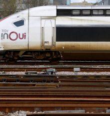 inOui, le TGV haut-de-gamme de la SNCF, est sur les rails