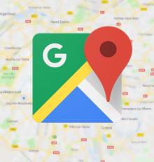 Google Maps s'enrichit d'un service de messagerie