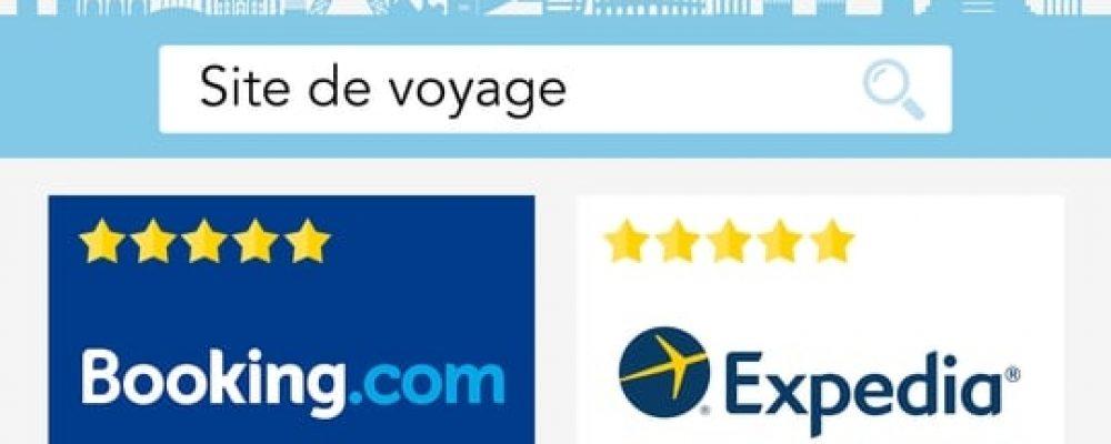 Booking vs Expedia, le combat de deux titans de l'e-tourisme