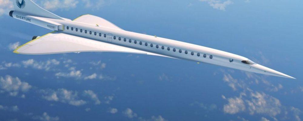 Vol supersonique : le successeur du Concorde bientôt dans les airs