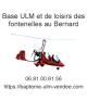 Base ULM et de loisirs des fontenelles au Bernard en Vendée