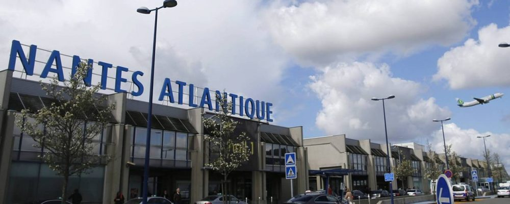 Nantes-Atlantique serait l'aéroport le plus accessible de France