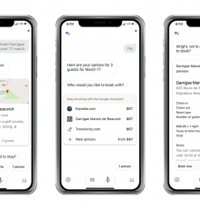 Réservation d'hôtels par commande vocale sur l'Assistant Google : tout ce que vous devez savoir