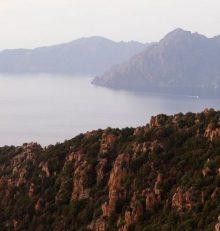 Un itinéraire pour traverser la Corse à vélo