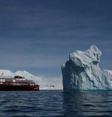 En Antarctique, des touristes à l'assaut de «la dernière frontière»