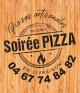 Soirée Pizza : Pizza à emporter et livraison gratuite à Sète