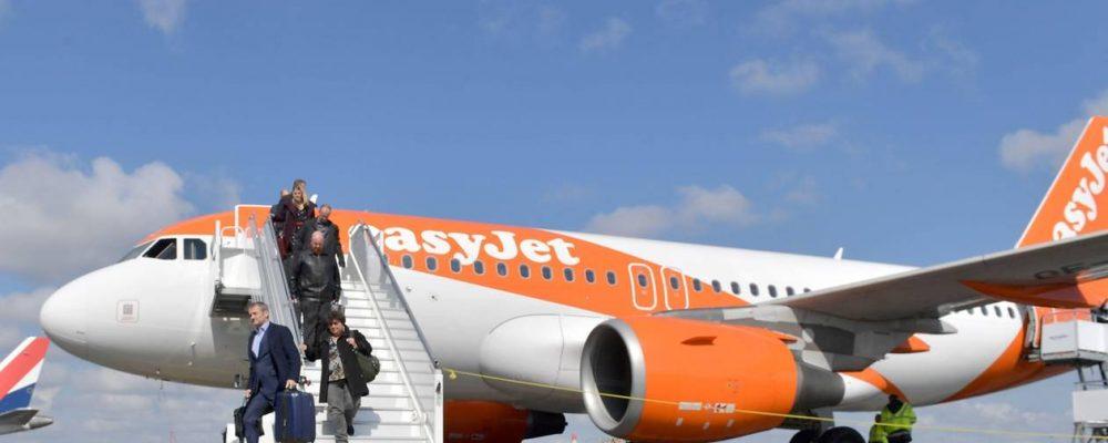Aéroport de Nantes. EasyJet s'envole maintenant vers la Crète