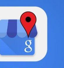 Google My Business permet d'ajouter des catégories aux produits